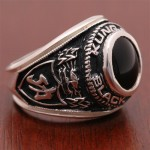 R837 Kung Fu Black Belt ring